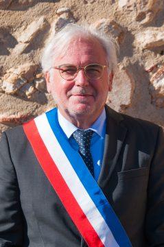 Michel THIRIET, Maire de Tresserre