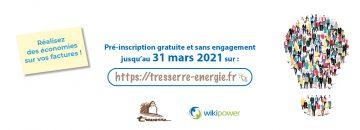 Tresserre - Wikipower achat groupé d'électricité