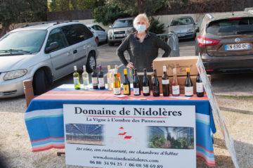 Domaines et caractère, grands vins de Tresserre au marché