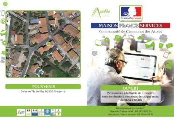 Maison France Services Tresserre