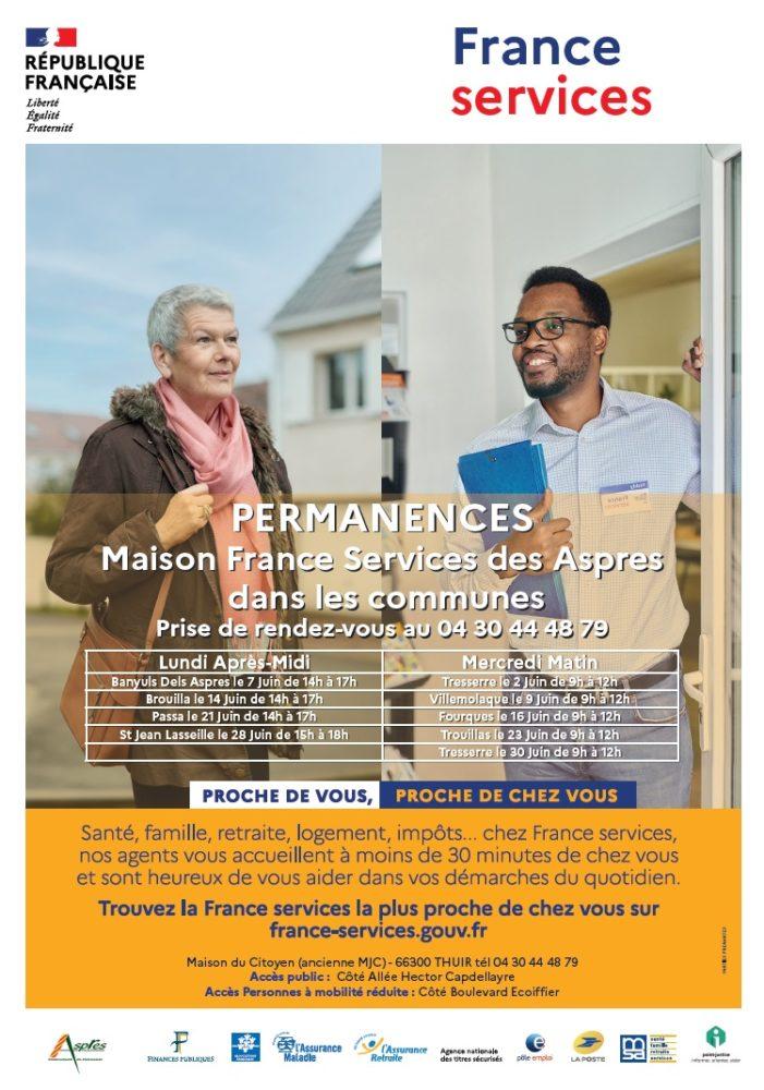 Maison Frances Services des Aspres